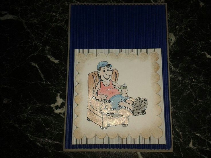 Male card
