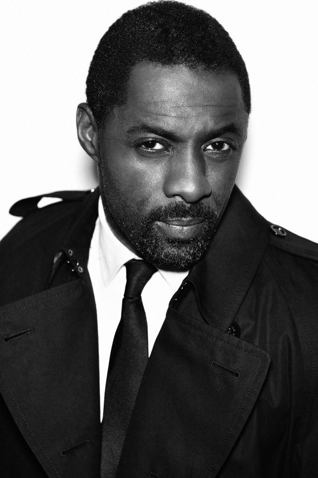 Idris Elba Love him!  his acting makes him so accessible!