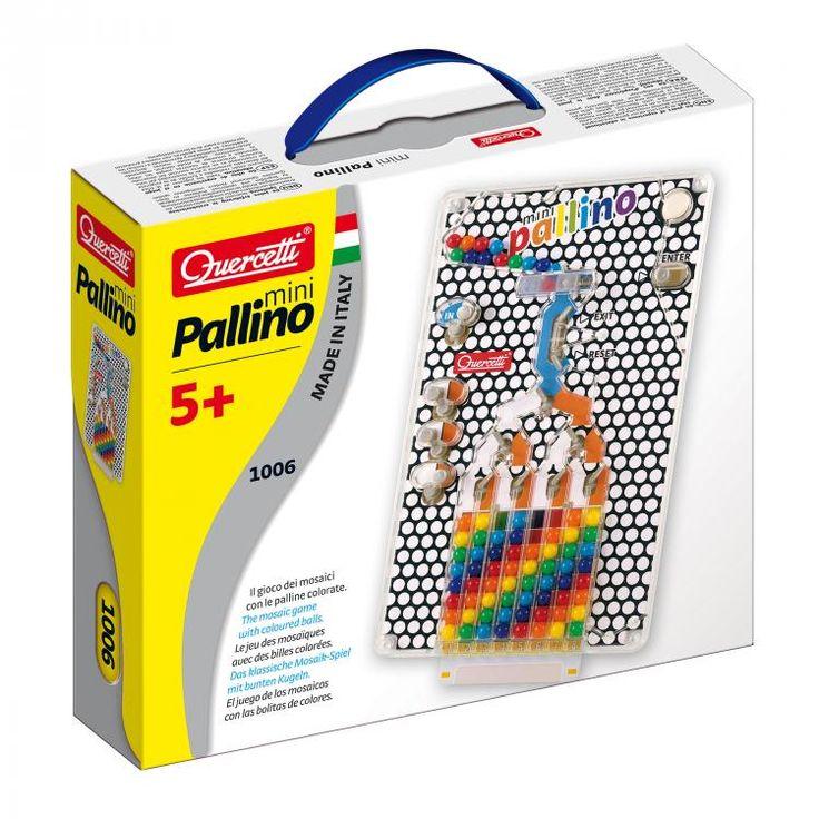 Quercetti Pallino színkirakó játék