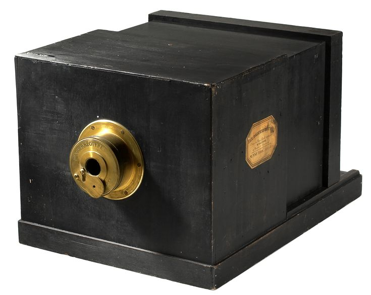louis daguerre camera - Google zoeken