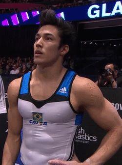 Gymnastics: Arthur Nory Mariano
