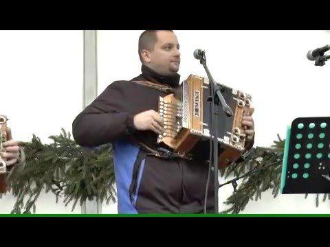 Kysucká vrchárska heligónka - Vianočné trhy 2015