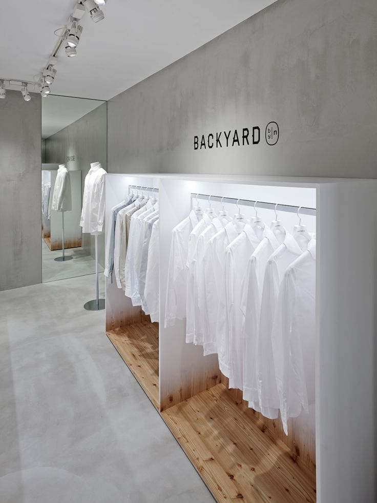 BACKYARD by Nendo