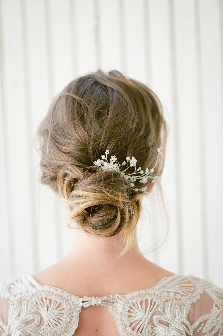 best 25+ bridal bun ideas on pinterest | high updo wedding, high