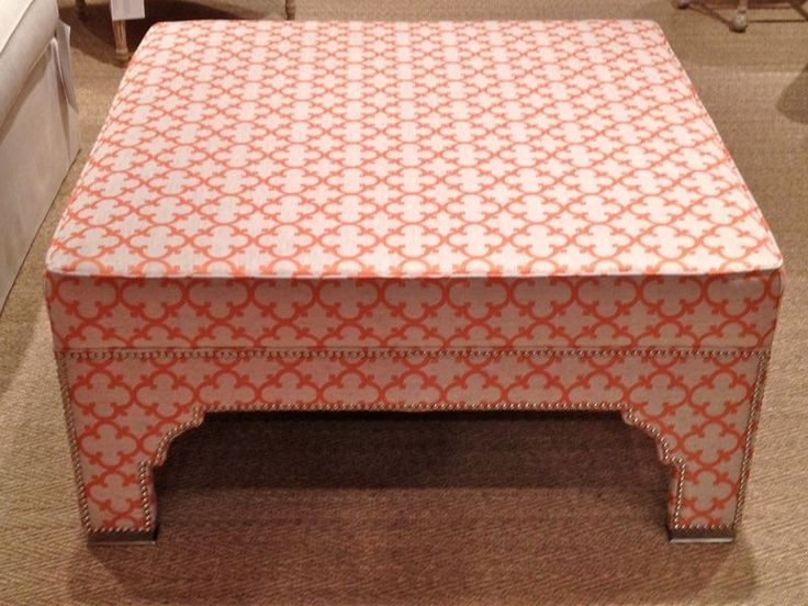 Best 25 Upholstered Coffee Tables Ideas On Pinterest Upholstered Ottoman Diy Ottoman And