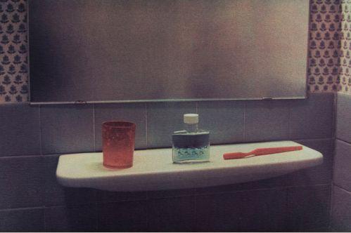 "Bernard Plossu    ""Grenoble, France, 1974""    Tirage charbon Fresson  24cm x 30cm"