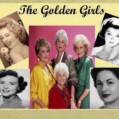 360 best the golden girls images on pinterest the golden for How old was betty white in golden girls
