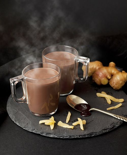 リンツから冬季限定「ダークチョコレートジンジャードリンク」濃厚でスパイシー、寒い冬に嬉しい一杯
