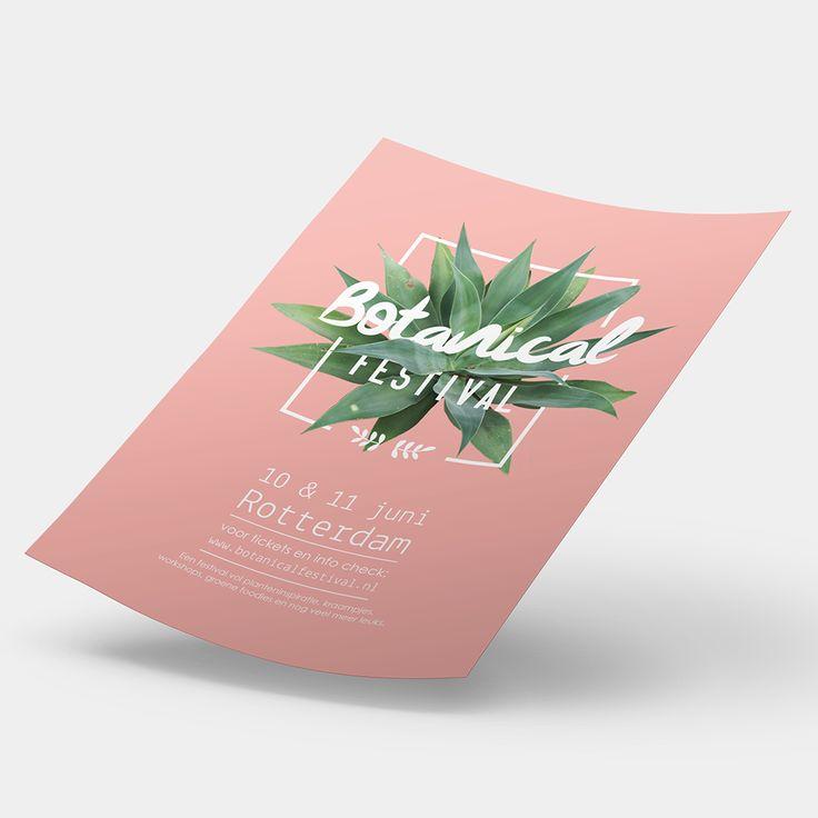 NIEN // Flyer Botanical Festival