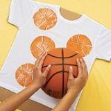 Slam Dunk T-Shirt - Step 3