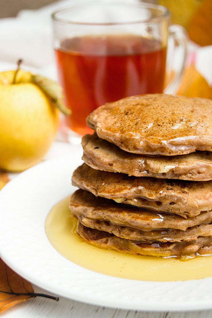 Apple pie pancakes / Pancakes szarlotkowe
