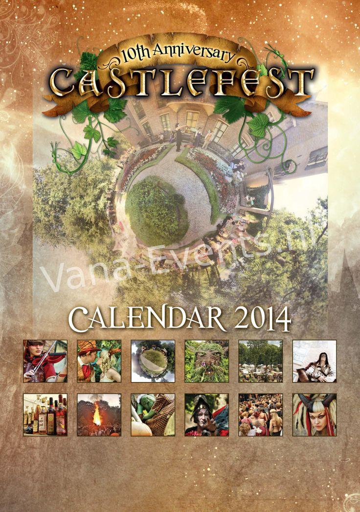 Castlefest Calendar 2014
