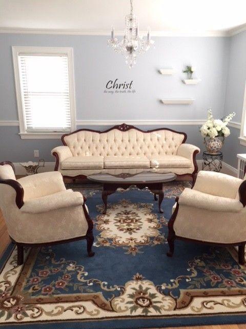 Victorian Sofa Set Excellent Condition Antiques Furniture Sofas Chaises Ebay