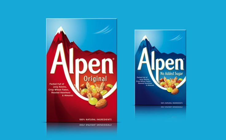 Alpen - if I had to live on one food forever, it would be Alpen