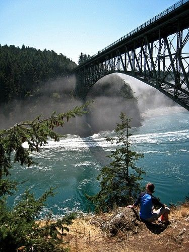Deception Pass. Whidbey Island, WA @Shannon Byrd @Nicole Lambert McDowell we live here?!