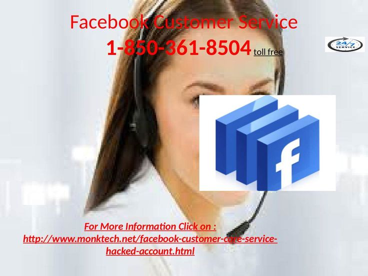 Connect Yourself with Facebook Customer Service Team!Dial 1-850-361-8504 If you are experiencing any kind of pesky Facebook issue that you can't resolve on your own, you should connect yourself with Facebook Customer Service team which will help you out effectively. To connect yourself with our troubleshooting crew, give us a call at our toll-free number 1-850-361-8504   and we will render what you are looking for.Any extra Information.click on…