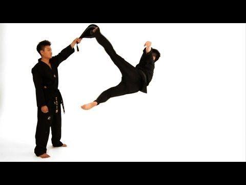 Taekwondo Kicks: How to Do a Bolley Kick | Taekwondo Training for Beginners