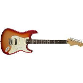 American Deluxe Stratocaster® HSS Shawbucker™, Rosewood Fingerboard, Sunset Metallic