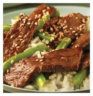 Aziatische biefstuk
