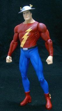 Jay Garrick Flash (DC Direct) Custom Action Figure