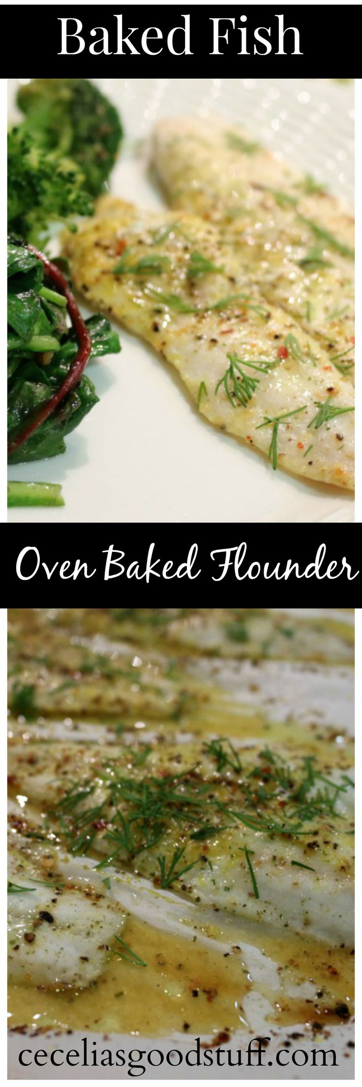 Easy recipes for flounder fish