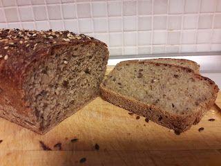Divá   Divizna: Semínkový kváskový chléb