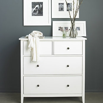 Buy Furniture > Shelves & Storage > Hampton Chest of Drawers from The White Company