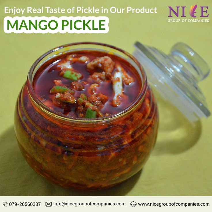 Delicious mango #pickle from Nice Group of Companies  #Nicegroupofcompanies  #Nice #pickle