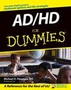 AD / HD For Dummies:Book Information - For Dummies