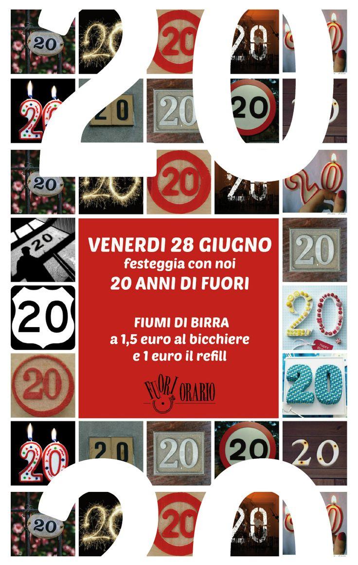 Happy BDay Fuori Orario!