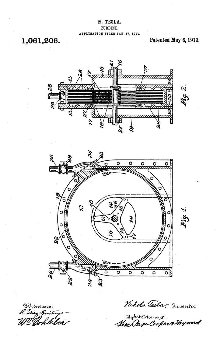 nikola tesla inventions | Tesla's Fuelless Generator - Nikola Tesla's Later Energy Generation ...