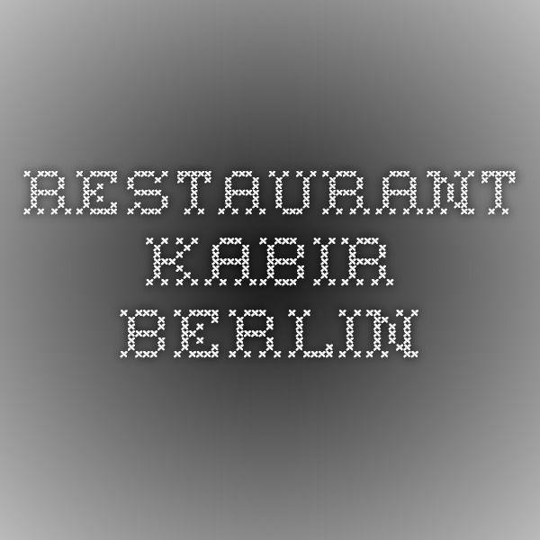 Restaurant Kabir - Berlin: bestes indisches Essen: Carmerstraße 17 (nahe Savignyplatz)