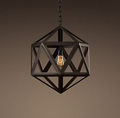 Outdoor Lighting | Restoration Hardware $350