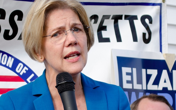 On Twitter, Elizabeth Warren won twice. What happened?--I love these kind of articles.