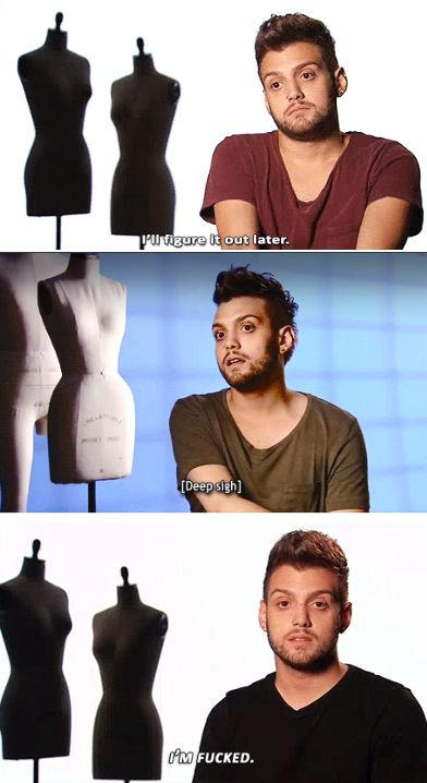 Funny Laugh Project Runway