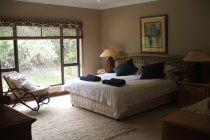 Spacious accommodation at Stokkies & Skulpies self catering. Wild Coast.