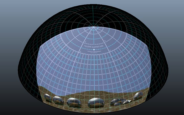 Presenting the Dome2rect Fulldome Tool