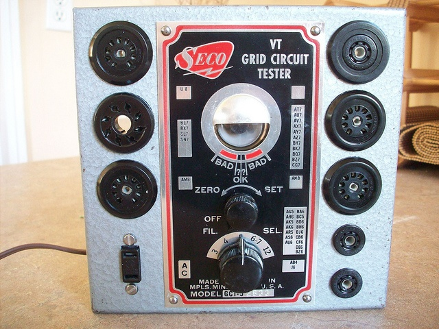 Seco GCT-5 from 1955 by KEITH GREENHALGH, via Flickr