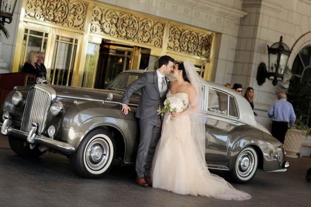Breathtaking Modern Wedding at the Grand America Hotel, UT