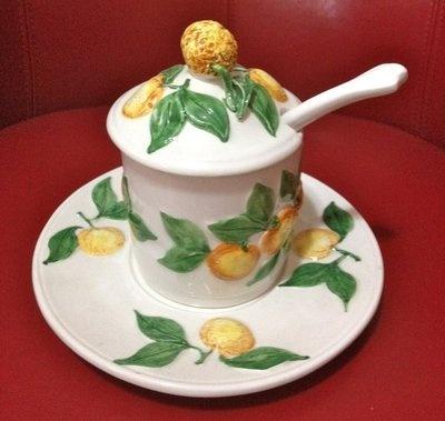 78 Images About Mustard Pots Amp Jam Jars On Pinterest