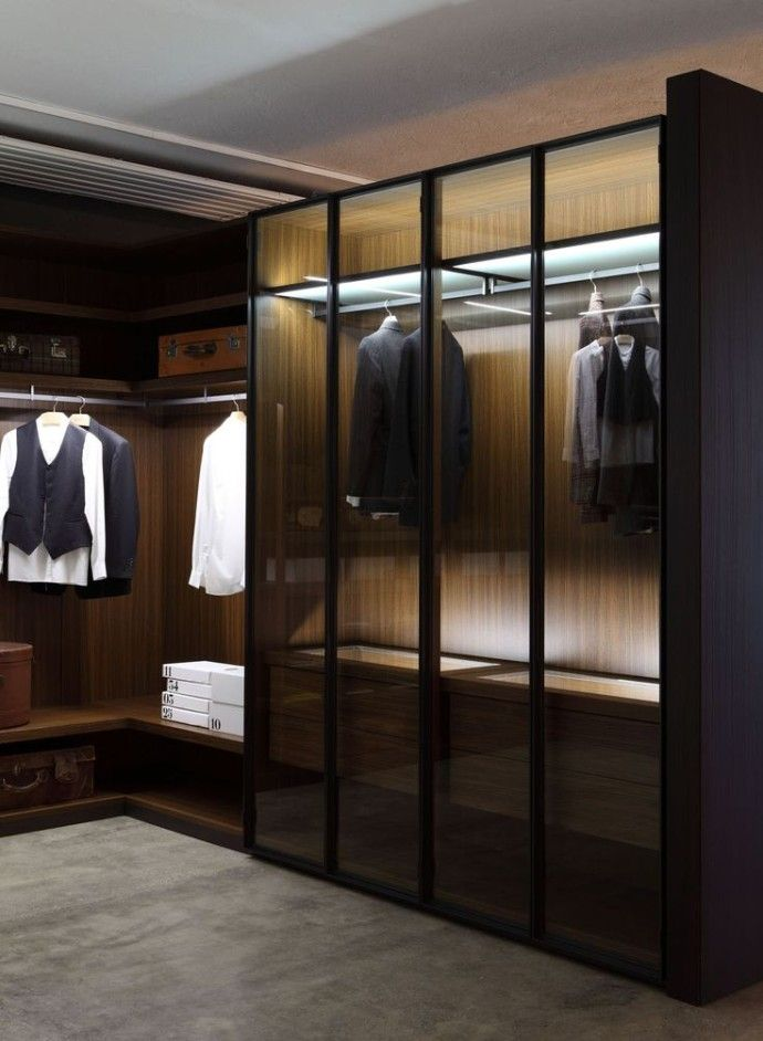 Placard homme luxe