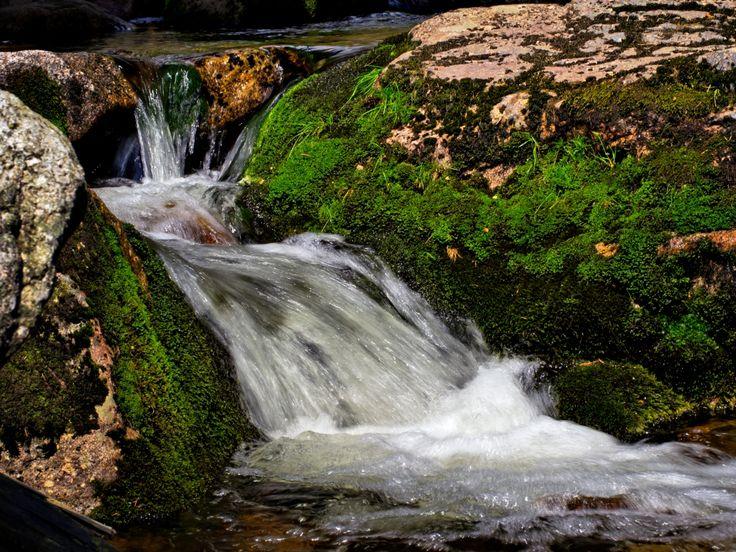 Labe pod Labským vodopádem