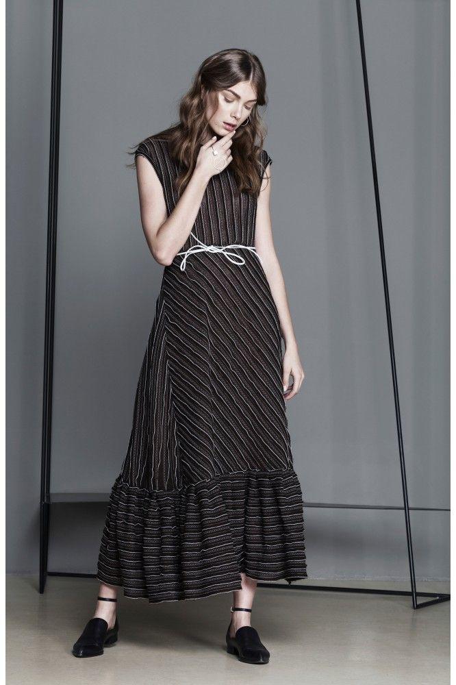 Umber Fay dress  #lucianrusu, #crinabulprich,  #minimalism, #clothing, #sophistication, #fashion