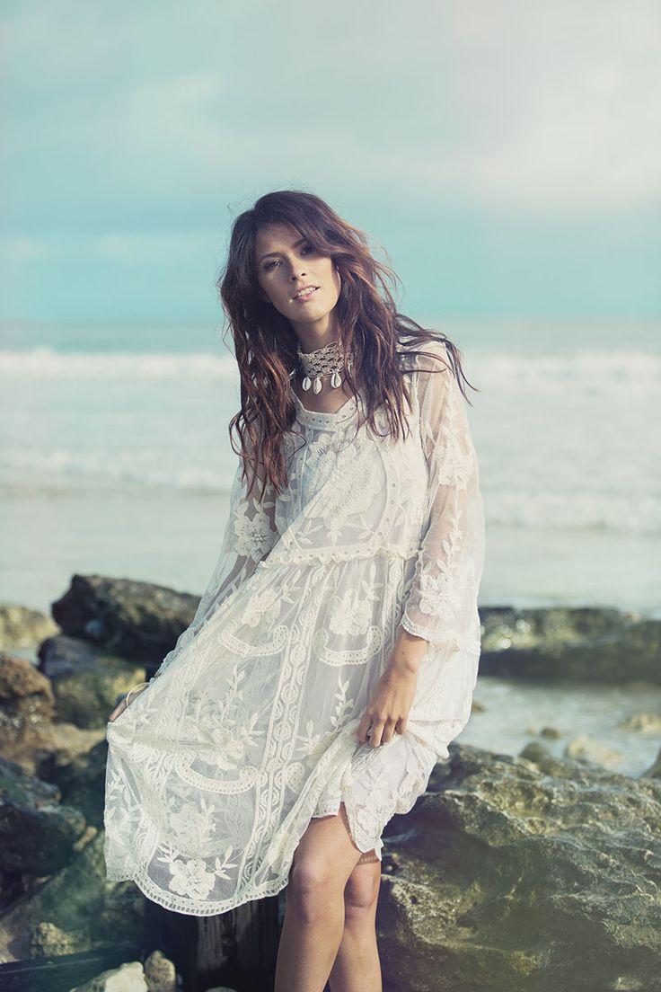 Holiday Shoreline Dress