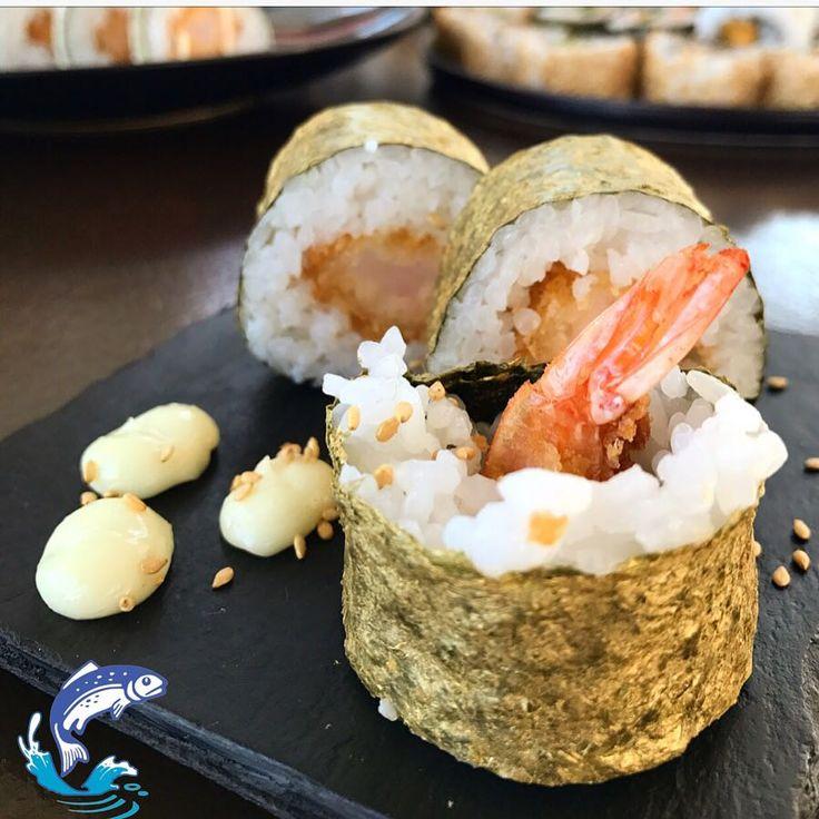 Golden sushi www.brandvisspecialiteiten.nl