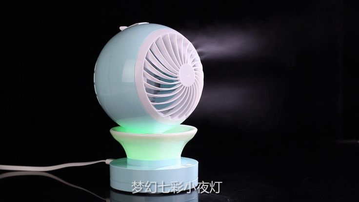 2017 New Arrival Cooling Summer Refrigeration Air Conditioning Fan