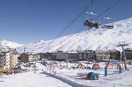 Andorra - Pas de la Casa télen