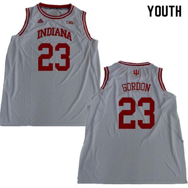 wholesale dealer ec0a8 721b3 Youth #23 Eric Gordon Indiana Hoosiers College Basketball ...