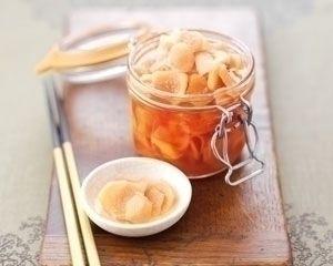 Japanese pickled ginger recipe
