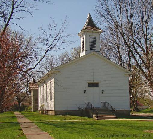 Methodist church in Indiana